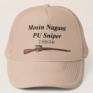 Gorra del francotirador de la PU de Mosin Nagant