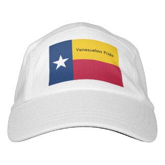 Gorra del funcionamiento de la bandera de Tejas Gorra De Alto Rendimiento