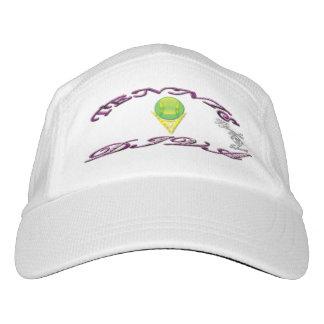 Gorra del funcionamiento de la diva del tenis