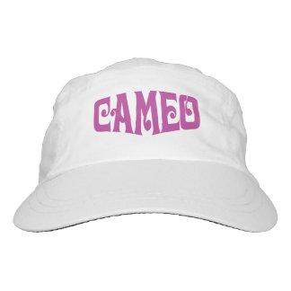 Gorra del funcionamiento de las mujeres con el gorra de alto rendimiento
