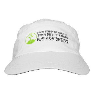 Gorra del funcionamiento de las semillas gorra de alto rendimiento