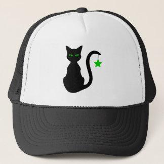 Gorra del gato negro