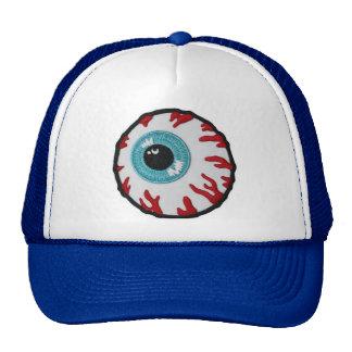 Gorra del globo del ojo