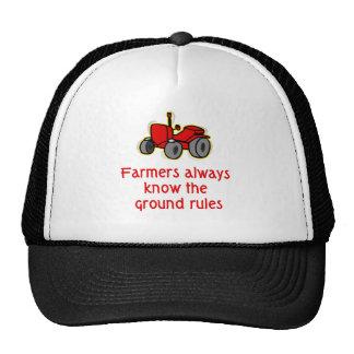 Gorra del granjero
