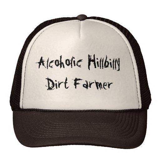 Gorra del granjero de suciedad