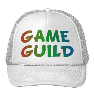Gorra del gremio del juego