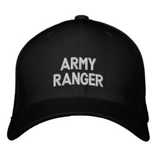 Gorra del guardabosques del ejército gorra bordada