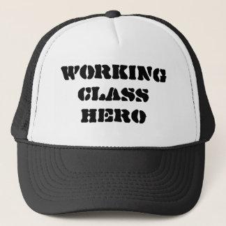 """""""Gorra del héroe de la clase obrera"""" Gorra De Camionero"""