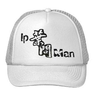Gorra del hombre del IP