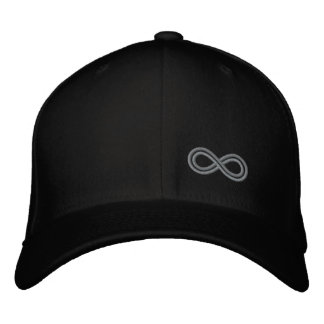 Gorra del infinito por ZZZ infinito Gorro Bordado