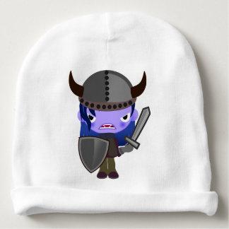 Gorra del invierno del guerrero del chica del gorrito para bebe