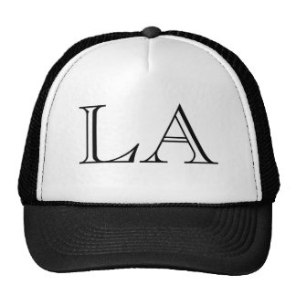 Gorra del LA