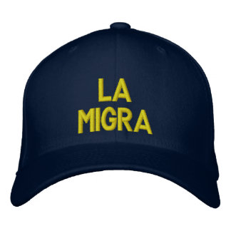 Gorra del LA MIGRA