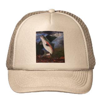 Gorra del lecho de la trucha