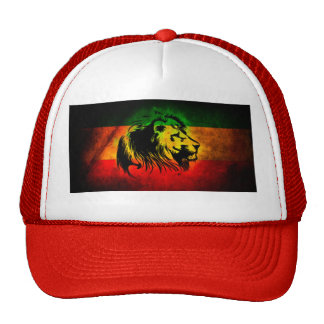 Gorra del león de Rasta