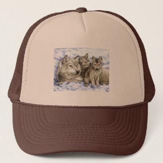 Gorra del lobo
