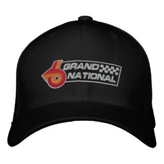Gorra del logotipo de Buick Grand National Gorros Bordados