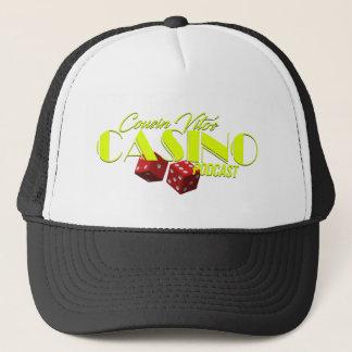 Gorra del logotipo del casino de Vito del primo