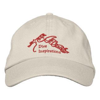 Gorra del logotipo del dragón del mar de las