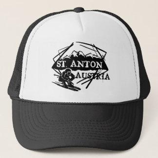 Gorra del logotipo del esquí de Antón Austria del