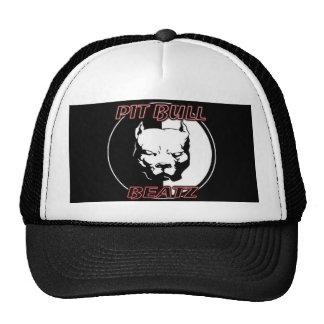 Gorra del LOGOTIPO del PITBULL BEATZ