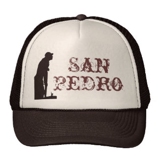 Gorra del marinero de San Pedro Portman