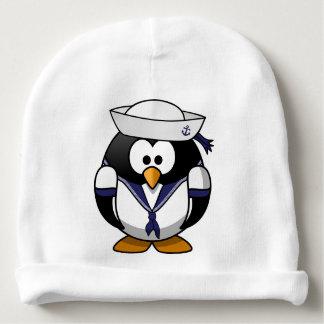 Gorra del marinero del pingüino del bebé gorrito para bebe