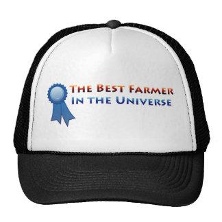 gorra del mejor-granjero