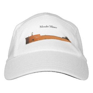 Gorra del minero de Mesabi