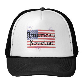 Gorra del novelista
