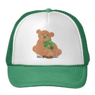 Gorra del oso del St. Pat