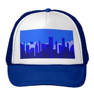 Gorra del paisaje urbano