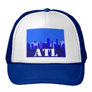 Gorra del paisaje urbano de ATL