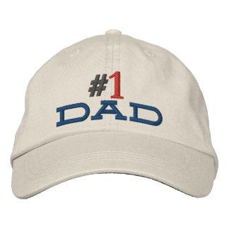 gorra del papá #1 cosido