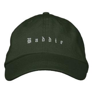 Gorra del papá del malo gorros bordados