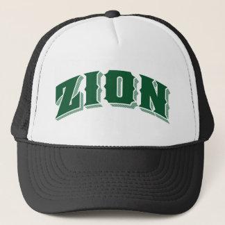 Gorra del parque nacional de Zion