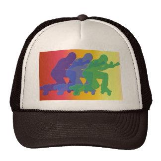 gorra del patinador del hip-hop