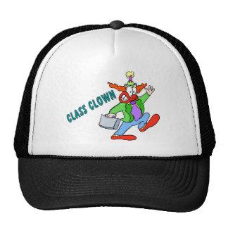 Gorra del payaso de clase