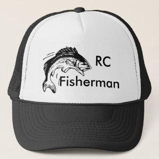 Gorra del pescador de RC