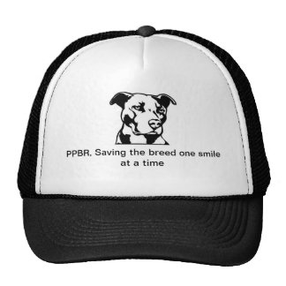 Gorra del pitbull