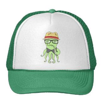 Gorra del pulpo del inconformista
