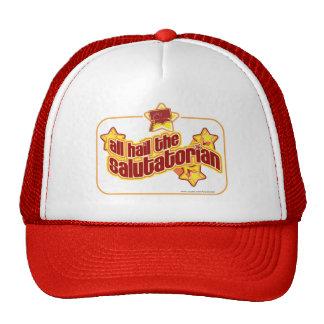 gorra del salutatorian