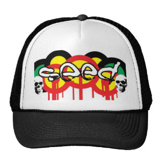 gorra del seedbones-