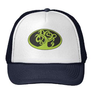 Gorra del símbolo de Tanglewood
