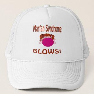 Gorra del síndrome de Marfan de los soplos