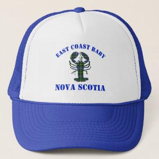 Gorra del tartán de la langosta de Nueva Escocia