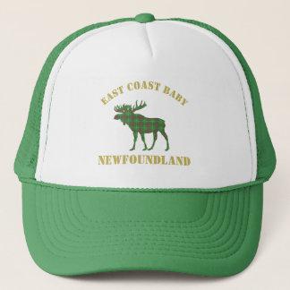 Gorra del tartán de Terranova de los alces del