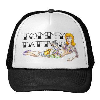Gorra del tatuaje de Tommy