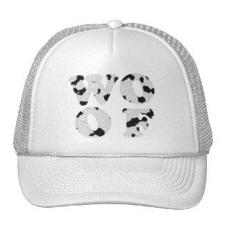 Gorra del tejido