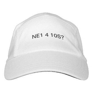 gorra del tenis gorra de alto rendimiento